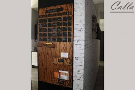 kalendár Calla na stenu