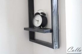 ručne vyrábaný drevený rám