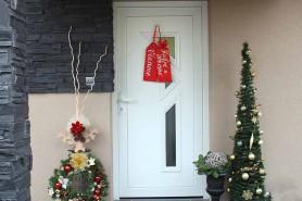 Vianočná dekoratívna tabuľa...