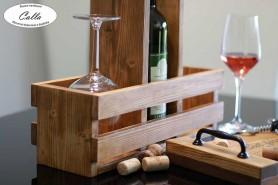 drevena vinoteka