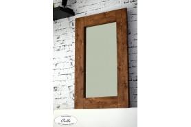 rucne robene zrkadlo z dreva