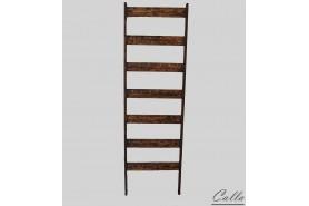 Drevený foto rebrík pre vaše obľúbené fotografie