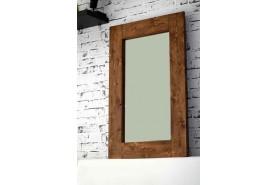 zrkadlo v drevenom Rome